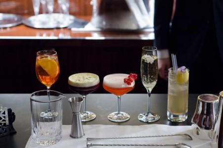 il bar cocktails