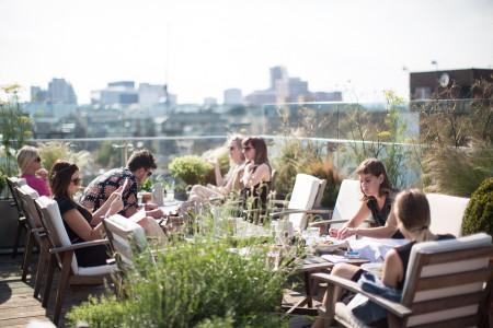 Barchick Bar Chat London S Best Roof Terraces