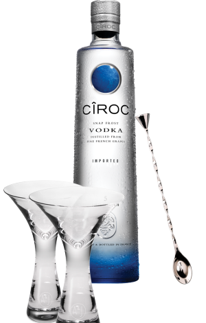 Then chances are she's listened to way too much Stones and enjoyed the occasional classic vodka. Impress mum with a bottle of stylish Ciroc Vodka, ...