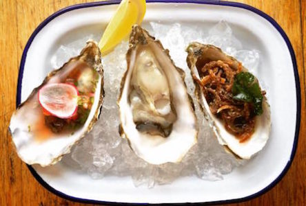 bloody oyster london