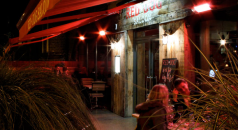 red dog saloon terrace