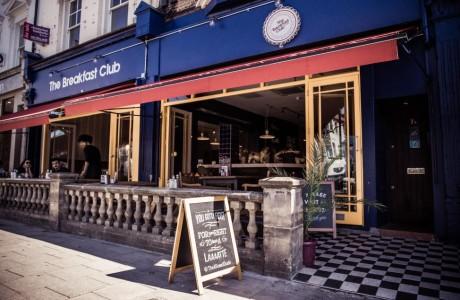 the breakfast club terrace