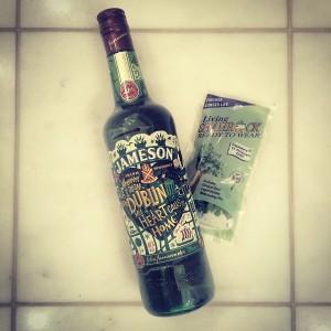 Jameson Bottle