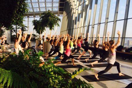 Sky.Garden.Yoga